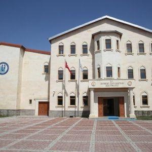 Bayburt Üniversitesi Uygulamalı Bilimler Yüksek Okulu Kuruldu