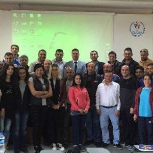Adana'da Muay Thai Hakem Kursu Sona Erdi