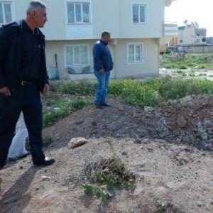Kilis'e Yine Katyuşa Roketatar Mermileri Düştü (2) - Yeniden