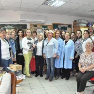Karnaval Gelirini Hasta Çocuklara Bağışladılar