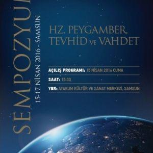 Diyanet İşleri Başkanlığı Samsun'da Sempozyum Düzenliyor