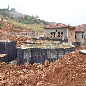 Eğil'de Biyolojik Atıksu Arıtma Tesisi Kuruluyor
