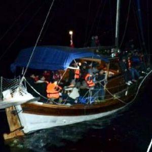 Bodrum Ve Milas'ta Göçmen Kaçakçılığı Operasyonu