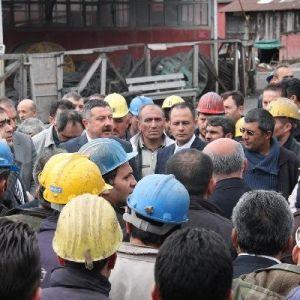 Maden İşçilerinin Grevi Sona Erdi