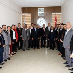 Sağlık Hizmetleri Meslek Yüksekokulu Yenişehir Kampüsü'ne Taşındı