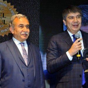 Türel'e Adana'da Özel Ödül