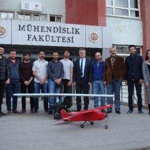 Atatürk Üniversitesi Mühendislik Fakültesi Öğrencileri İnsansız Hava Araçları Yarışları İçin Amerika'da