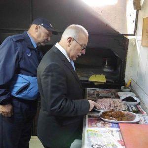 Haliliye'de Zabıta Ekiplerinden Kapsamlı Denetim