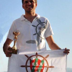 Karşıyakalı Efe Yelkende Avrupa Şampiyonu