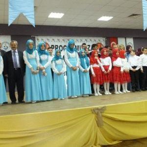 Burhaniye'de İmam Hatip'ten Kutlu Doğum Haftası