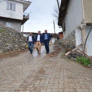 Tokat'ta Köylere Yönelik Hizmet Çalışması