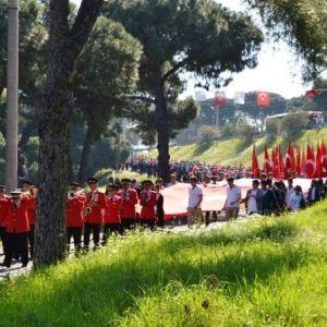 Atatürk'ün Ayvalık'a Gelişinin 82. Yıldönümü Törenlerle Kutlandı