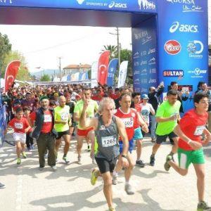 Türkiyenin En Büyün Ultra Maratonu İznik'te Başlıyor