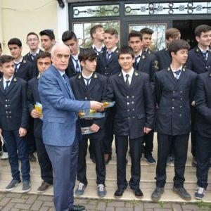 Öğrenciler Almanya Yolcusu