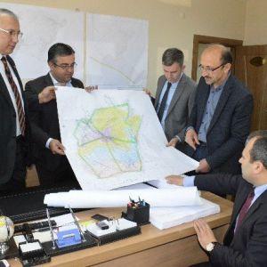 Ak Parti'den Maslak Yeni Sanayi Sitesi Kooperatifine Ziyaret