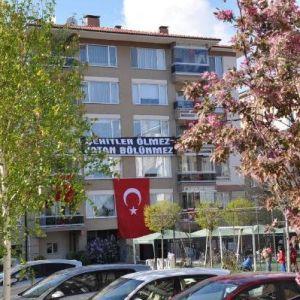 Şehit Üsteğmen Onur İlkhan, Eskişehir'de Toprağa Verildi (2)