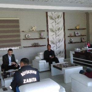 Şanlıurfalı Zabıtalar Ankara'da Fabrika Denetledi