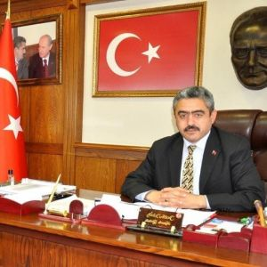 Başkan Alıcık'ın Kutlu Doğum Haftası Mesajı