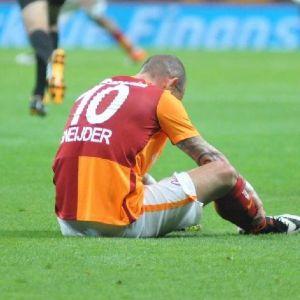 Galatasaray - Fenerbahçe Maçının İkinci Yarı Fotoğrafları