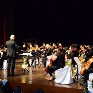 Uşak Üniversitesi Akademik Oda Orkestrası'ndan İlk Konser