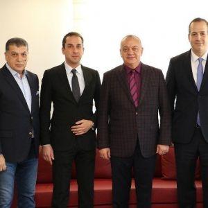 İzmir Özel Türk Koleji'nden Başkan Ergün'e Ziyaret