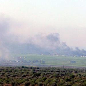IŞİD, Suriye'de savaş uçağı düşürdü !