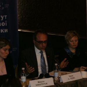 Büyükelçi Tezel: Türk-ukrayna İlişkileri Rusya Krizinden Bağımsızdır