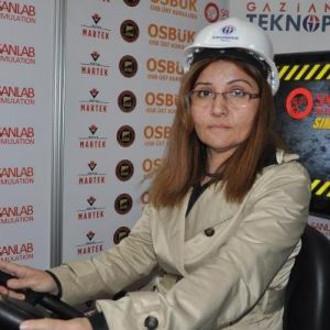 Gaziantep'te Kadınlara Forklift Operatörlüğü Kursu