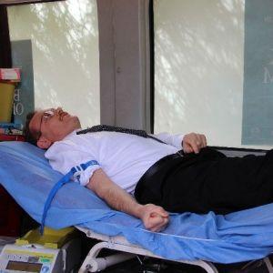 Müftülük Personelinden Kan Bağışına Destek