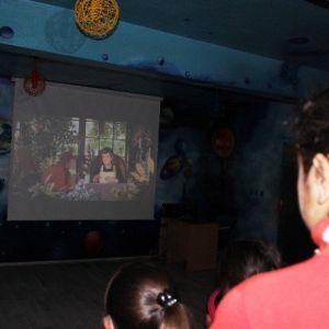 Köy Çocukları İlk Kez Sinemayla Buluştu