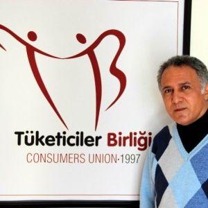 Tüketiciler Birliği Genel Başkanı Mahmut Şahin: