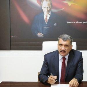Başkan Gürkan'ın Kutlu Doğum Haftası Mesajı