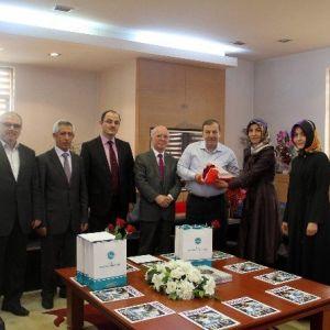 Esenyurt Müftüsü, Başkan Kadıoğlu'nu Ziyaret Etti