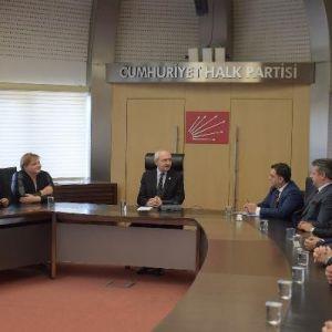 Kılıçdaroğlu, Trb Gönül Birliği Dernekleri Platformu'nu Kabul Etti