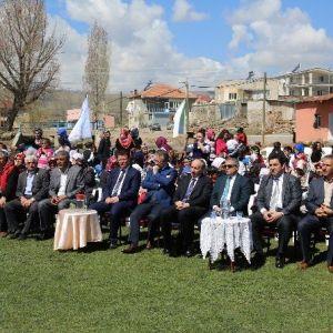 """Talas Yamaçlı'da """"Kutlu Doğum"""" Programı"""