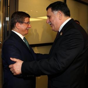 """Davutoğlu: """"Libya'nın Bütünlüğü Türkiye İçin Önemli"""""""