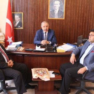 Mhp İl Başkanı Erdem Hacı Bektaş Veli Kültür Başkanlığını Ziyaret Etti
