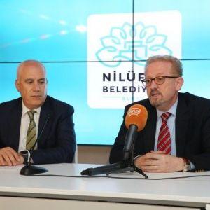 Belediyelerin Kütüphane Hizmetleri Nilüfer'de Ele Alınacak