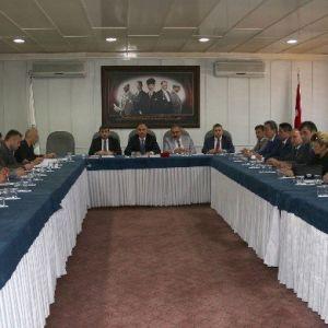 Gmis Genişletilmiş Başkanlar Kurulu Toplandı
