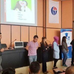 Gaün'de 'Hayata Tersten Bakmak' Konulu Seminer Düzenlendi