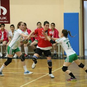 Hentbol: Bayanlar Süper Lig Play-out