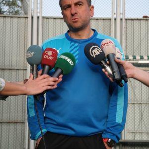 Bursaspor Teknik Direktörü Hamzaoğlu: