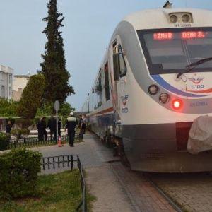 Hemzemin Geçitte, Trenin Çarptığı Yaya Öldü