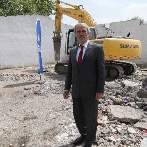İstanbul Caddesi'nde Dönüşüm Başladı