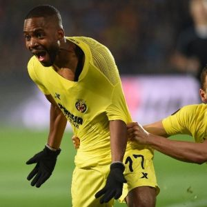 Bakambu Avrupa Ligi'nde Gol Krallığı Yarışında