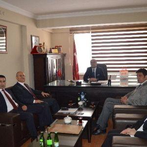 Tüik Erzurum Bölge Müdürlüğü, Erzincan Serbest Muhasebeci Mali Müşavirler Odası İle İşbirliği Protokolü İmzaladı