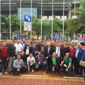 Dto'nun 55 Üyesi Çin'de İnceleme Yapıyor