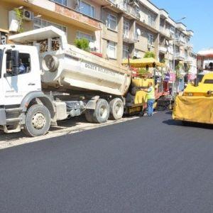 Yol Asfaltlama Çalışmaları Başlıyor