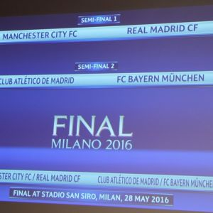 Uefa Avrupa Ligi'nde Yarı Final Kuraları Çekildi