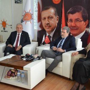Ak Parti Malatya Milletvekilli Nurettin Yaşar: